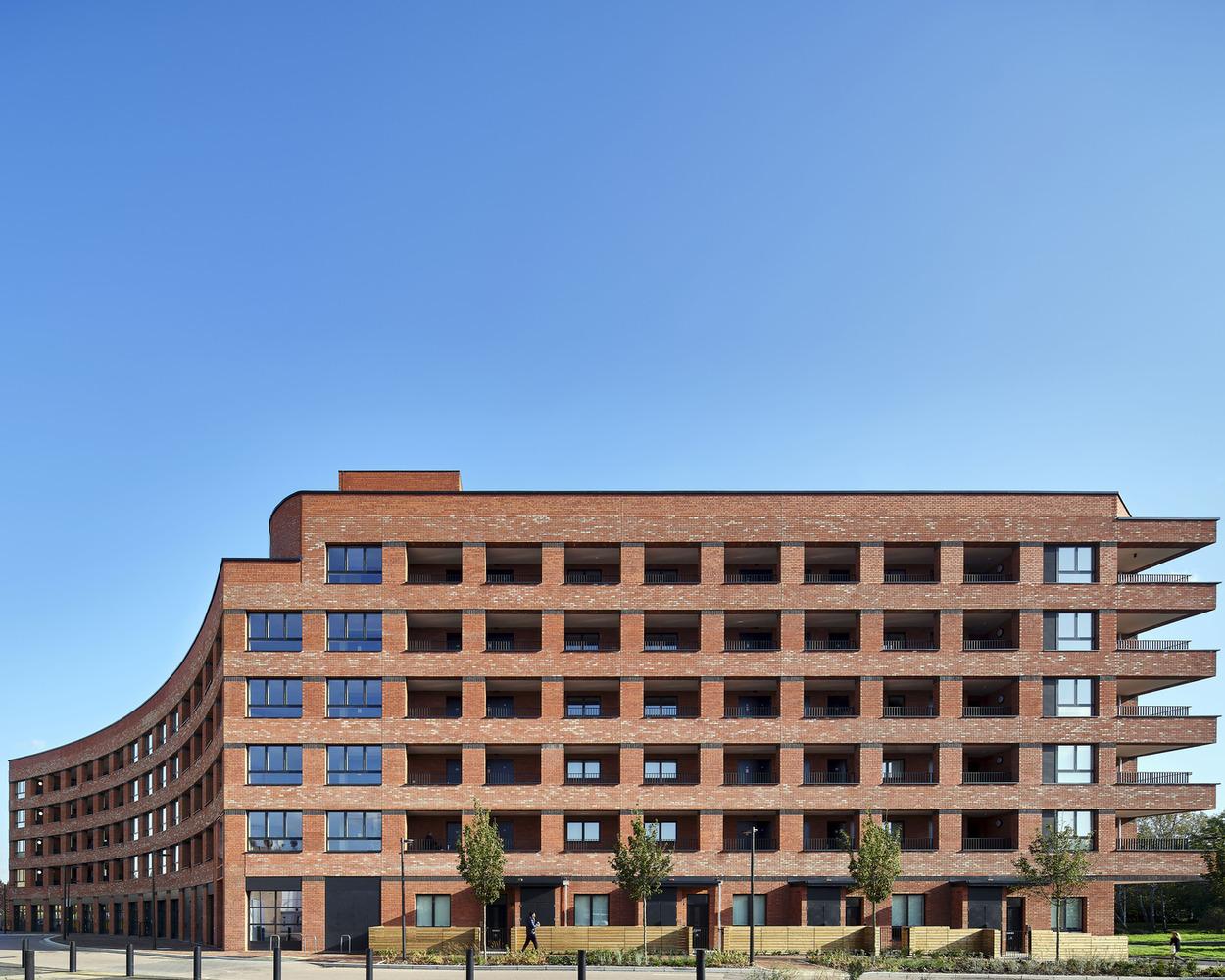 公寓楼设计
