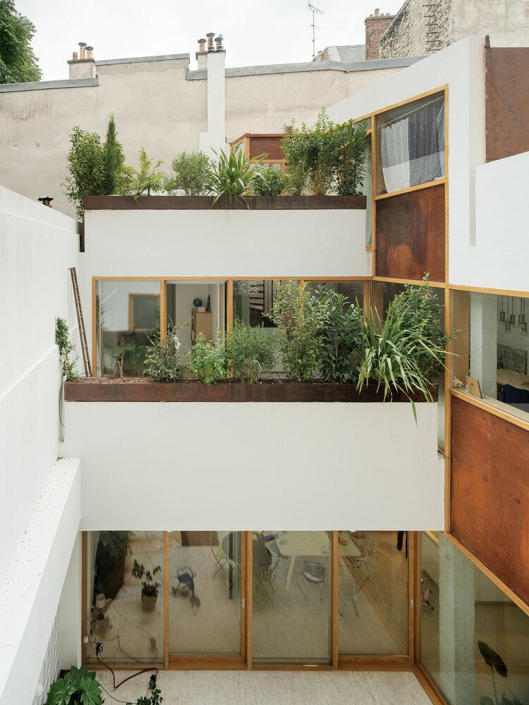 住宅兼工作室设计