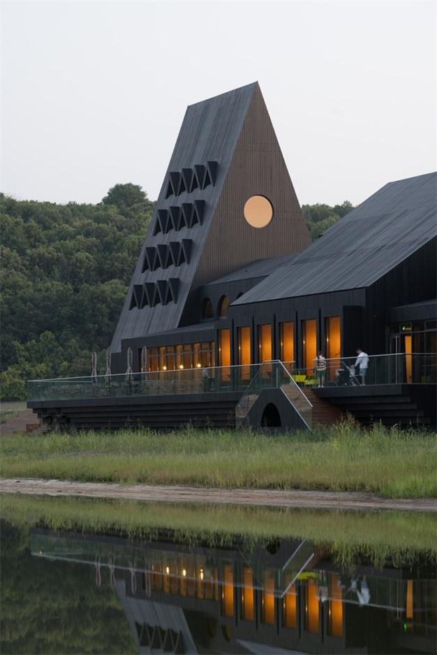 游客中心设计
