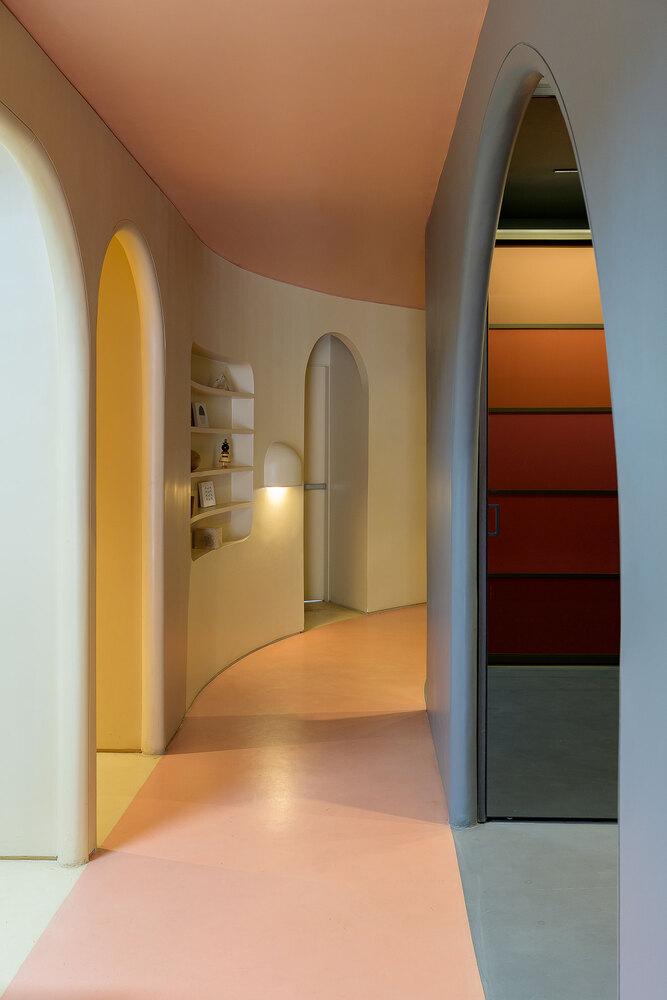 柜体展厅设计
